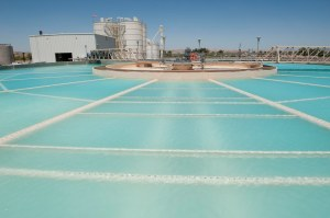 The Yuma Desalting Plant was built to clean irrigation runoff, not ocean water.